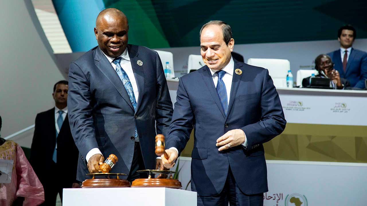 Operational Phase Of The African Continental Free Trade Area Launched