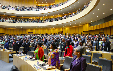 Home | African Union