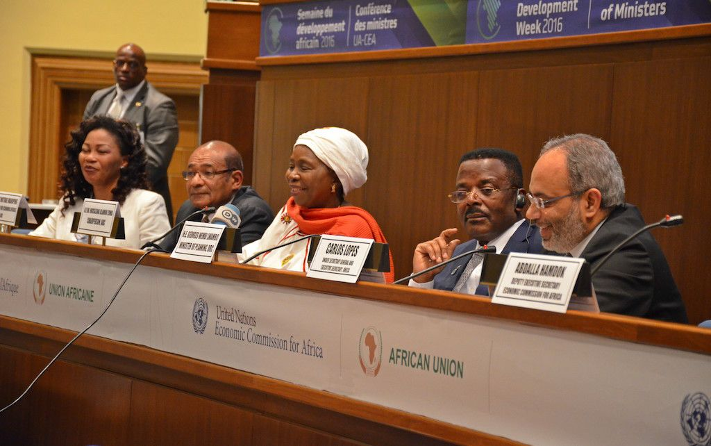 Joint AU-UNECA Ministerial on Finance & Integration concluded with an urgent call for domestication of the Agenda 2063 & 2030