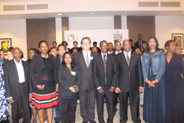 Lusaka Hosts Eastern and Southern Africa Regional Capacity Building Workshop on Ending Child Marriage and other Harmful Traditional Practices in Africa