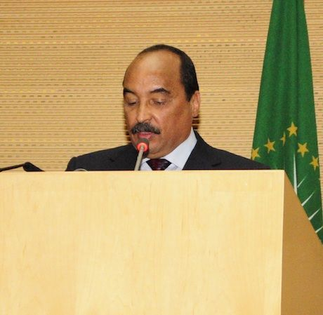 President Abdel Aziz of the Islamic Republic of Mauritania elected African Union Chairperson