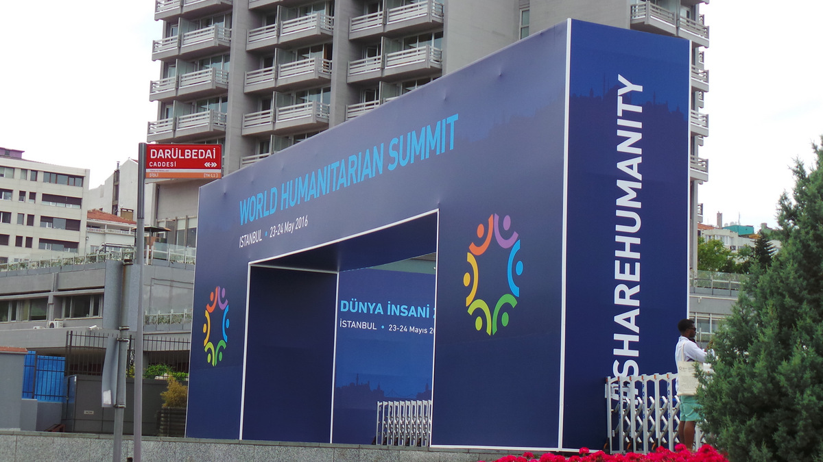 ISTANBUL, TURKEY IS BRACING UP AHEAD OF THE FIRST WORLD HUMANITARIAN SUMMIT TO BE HELD ON 23 - 24 AMAY 2016.  AN IMPORTANT  DELEGATION FROM THE AFRICAN UNION, LED BY H.E ERASTUS MWENCHA, DEPUTY CHAIRPERSON OF THE AFRICAN UNION COMMISSION, WILL PARTICIPATE IN THE EVENT.