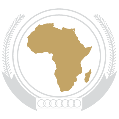African Union Map.Au Symbols And Anthem African Union
