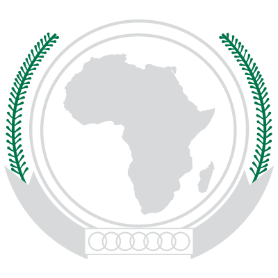 African Union Logo - Palm Leaves