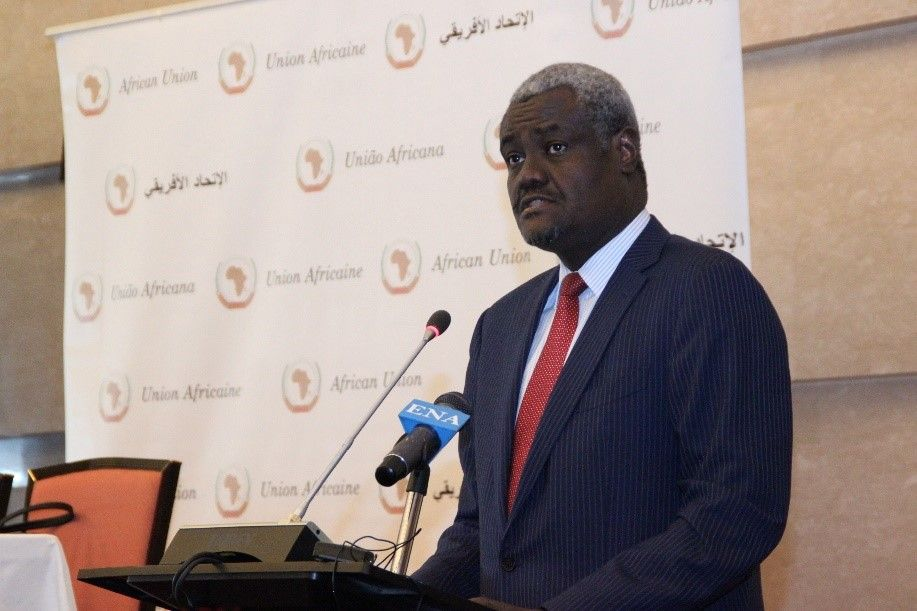 Hon Moussa Faki Mahamat elected as incoming Chair of the African ...