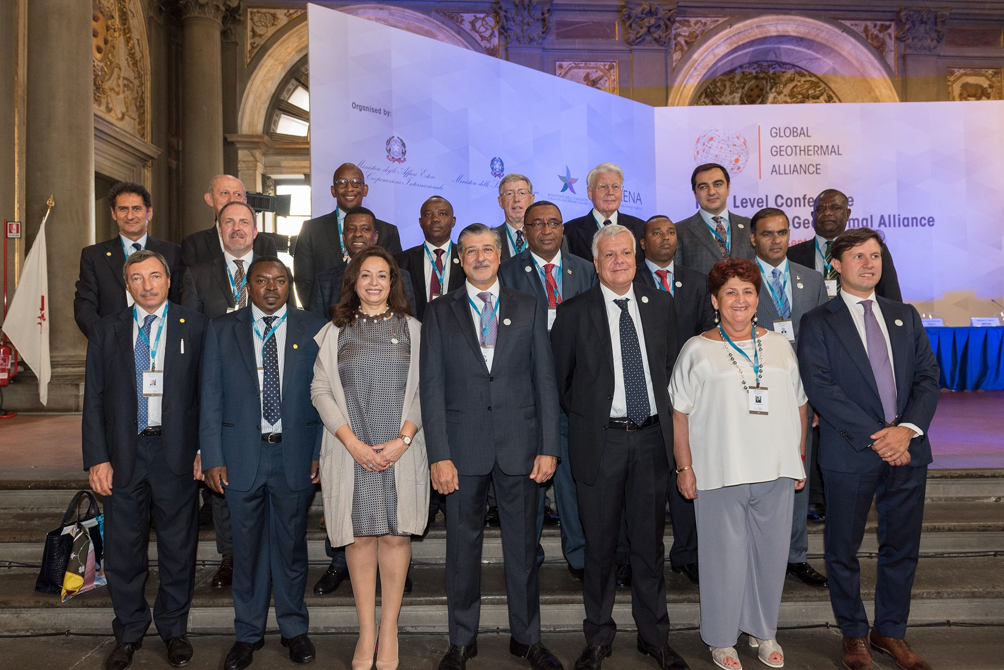 High level conference of the global geothermal alliance gga high level conference of the global geothermal alliance gga sciox Gallery