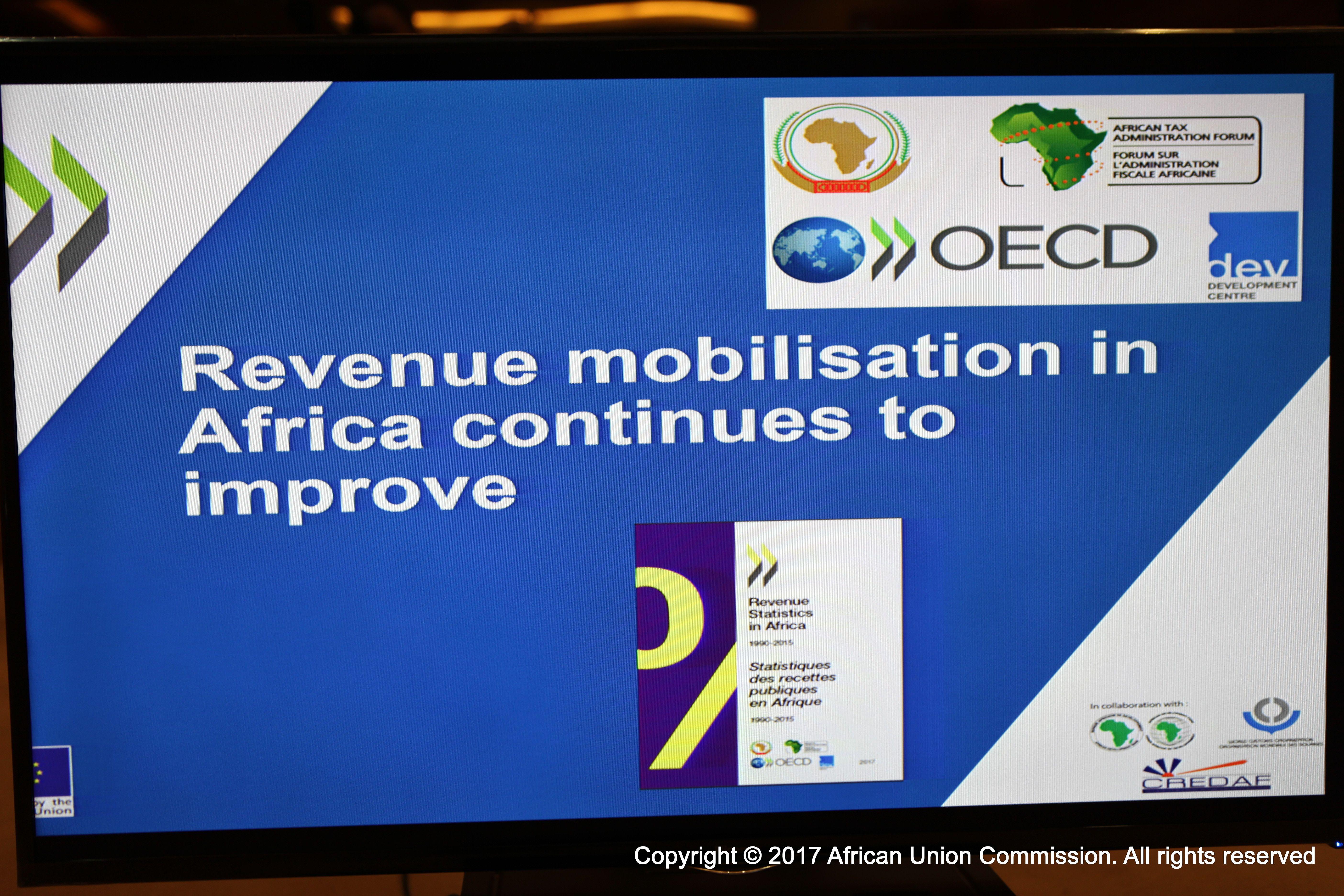 revenue mobilization Tax revenue administration modernization and policy  tax revenue administration modernization and policy improvement in  the dau on local revenue mobilization.