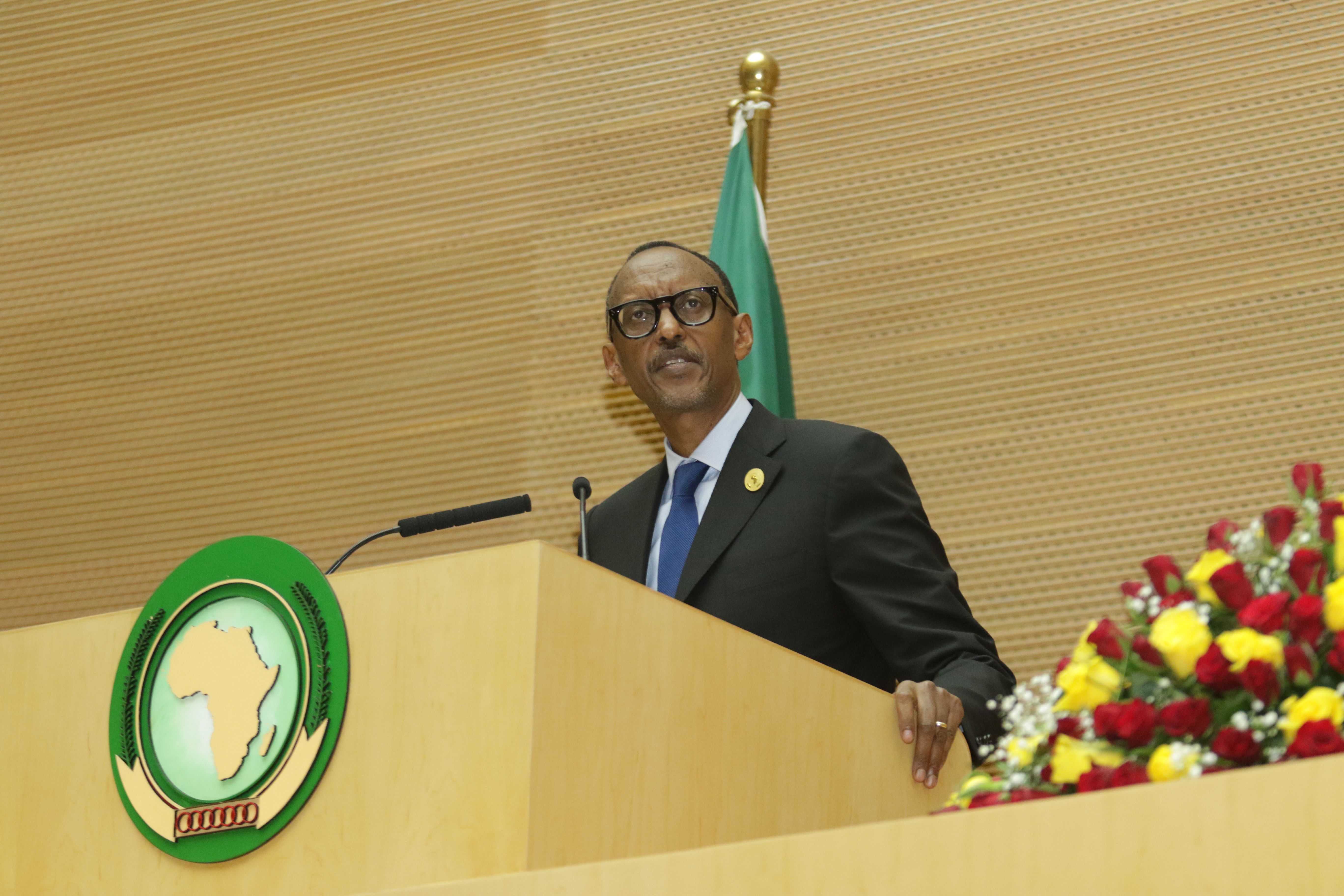President Paul Kagame, Elected as New Chairperson of the African ...