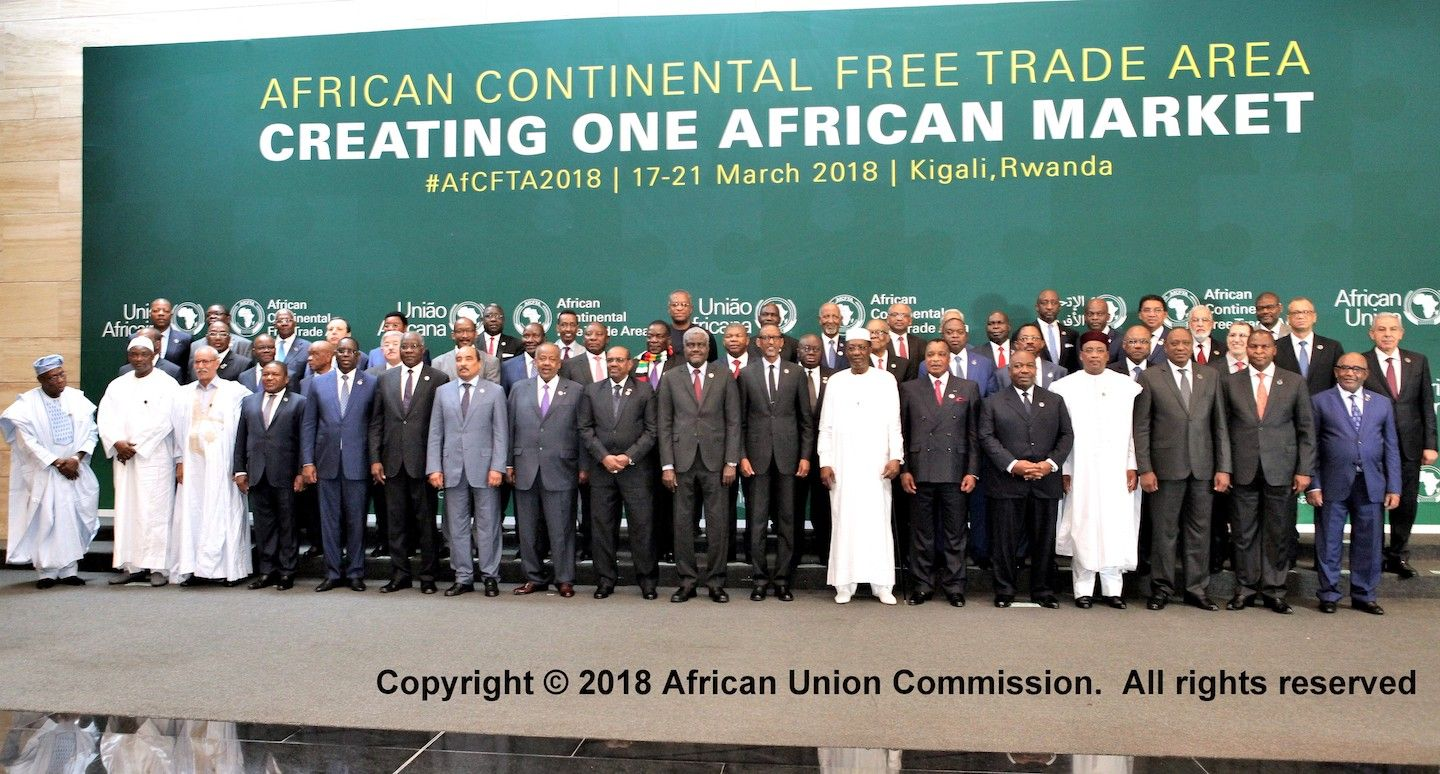 African Union (AU): Member States, creation date, headquarters, goals and objectives 33