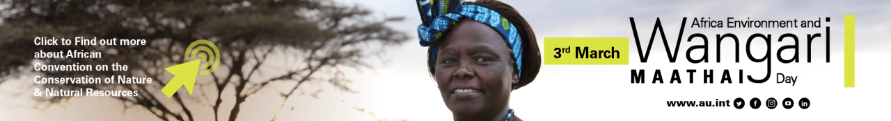 Africa Environment and Wangari Maathai Day