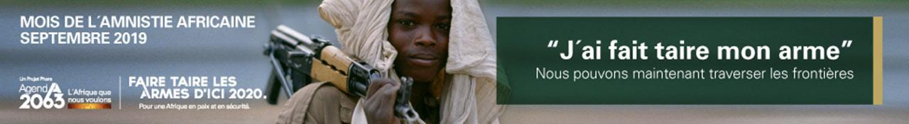 Mois de l'amnistie Africaine
