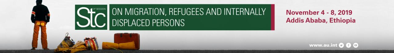 Third STC on Migration, Refugees and Internally Displaced Persons