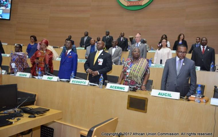 African Union | An Integrated, Prosperous and Peaceful Africa