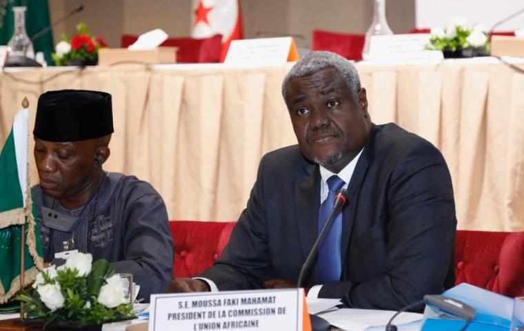 Briefing on Sudan by the Chairperson of the Commission to the Peace and Security Council (PSC), Tunis, Tunisia, 29 April 2019