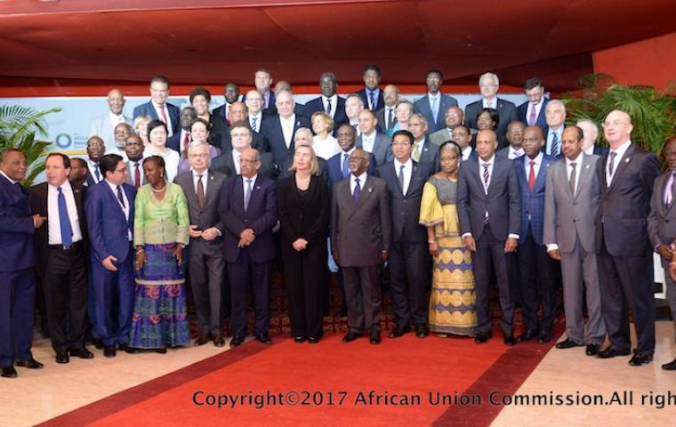 Foreign Affairs Ministers of Africa and Europe convene in Abidjan to