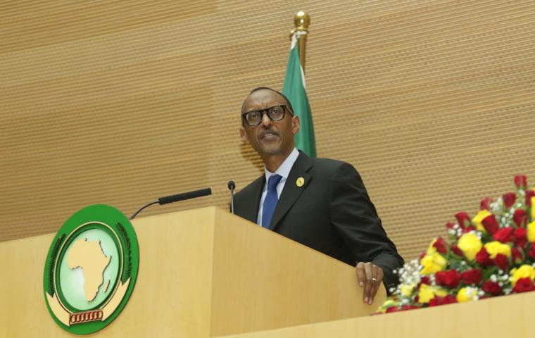 President Paul Kagame, Elected as New Chairperson of the African