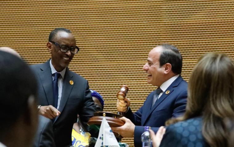 32nd Ordinary Session of the Assembly of the African Union