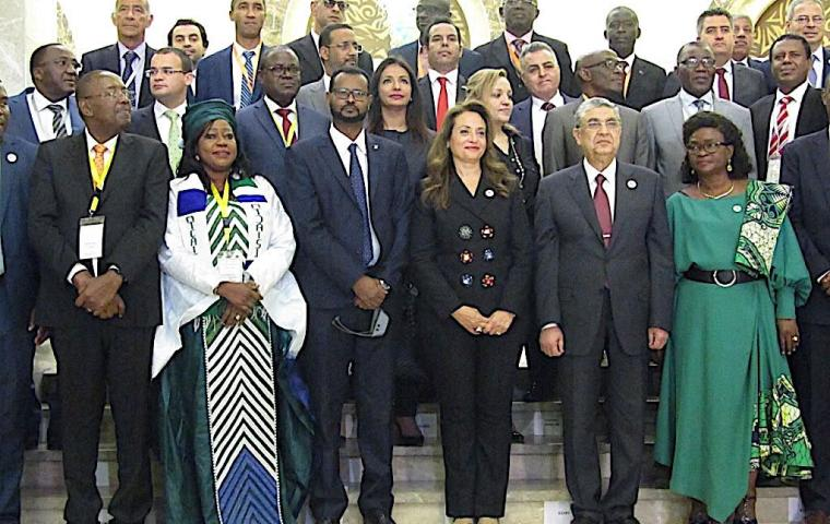 "African Ministers Adopt Landmark ""Cairo Declaration"" on Infrastructure"