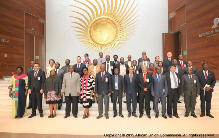 Ministers of trade deliberate on the operationalization of