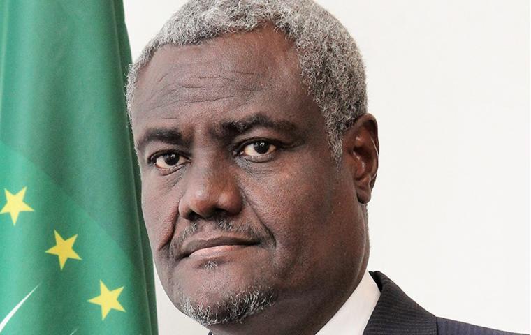 Le Président de la Commission de l'Union africaine Moussa Faki Mahamat condamne avec la plus grande fermeté l'attaque perpétrée contre les forces burkinabé á Koutougou dans la province du Soum.