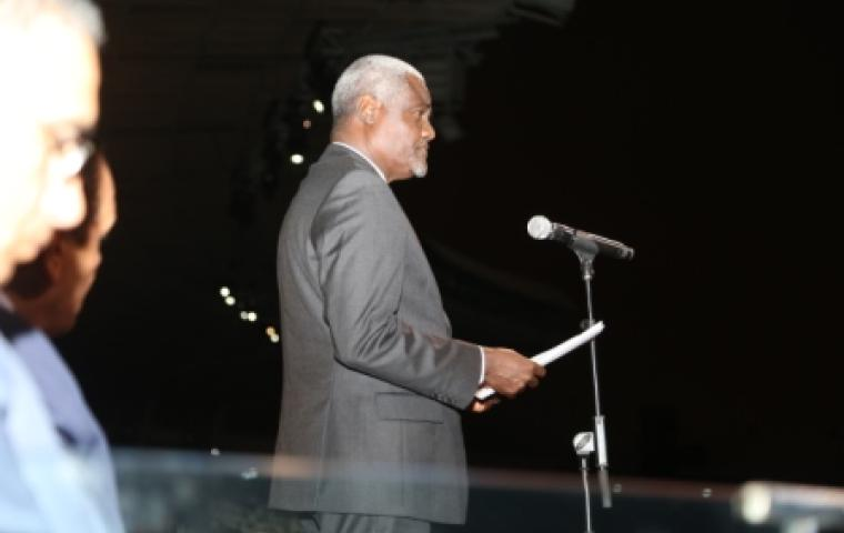 AUC Chairperson emphasizes on importance of sport to strengthen unity of African countries