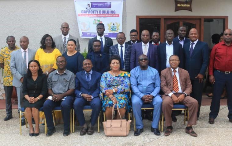 Ghana hosts seminar on Enhancing Productivity for Better
