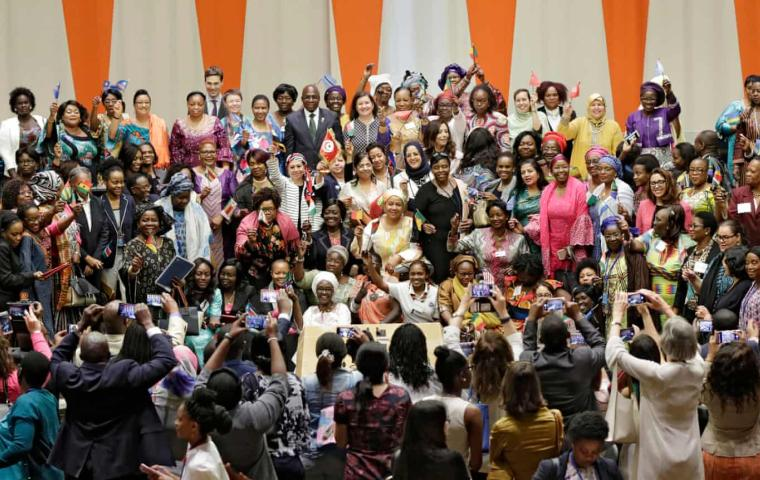 The African Women Leaders Network – a movement for the transformation of Africa