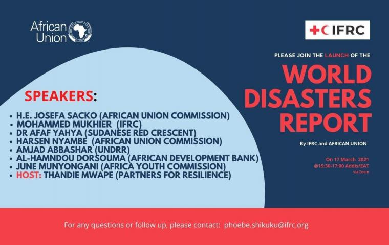 Red Cross report calls for immediate action to protect communities in Africa