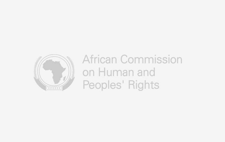 68th Ordinary Session of the African Commission on Human & Peoples' Rights