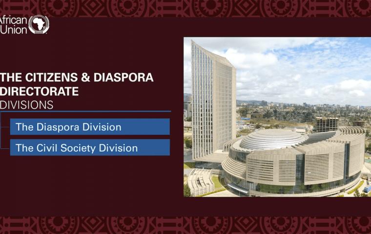 Citizens & Diaspora