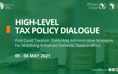 5th High Level Tax Policy Dialogue