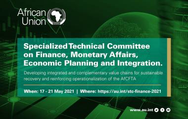 STC on Finance, Monetary Affairs, Economic Planning & Integration