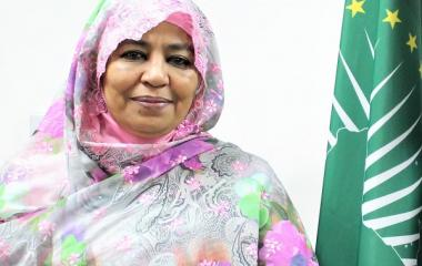 H.E. Amira Elfadil Mohammed, Commissioner, for Health, Humanitarian Affairs and Social Development, Africa Union Commission