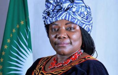 H.E. Sarah Mbi Enow Anyang