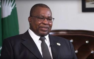 AfCFTA Interview of Commissioner Trade & Industry by This is America