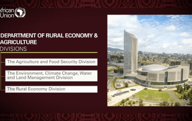 Rural Economy & Agriculture