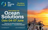 "Africa Program ""Africa@Nor-Shipping"" during Nor-Shipping 2019"