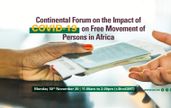 Continental Forum on the Impact of COVID-19 on Free Movement of Persons in Africa