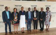 LABOUR MIGRATION STATISTICS SIDE EVENT DURING PAFOM 6 METING