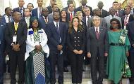 """Ministres africains adoptent la """" Déclaration du Caire """" sur l'infrastructure"""