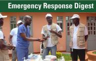 Emergency Response Digest : An official publication of the Africa CDC Issue 1, Volume 1