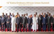 Operational phase of the African Continental Free Trade Area is launched at Niger Summit of the African Union