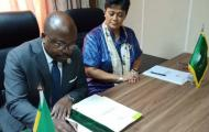 The Gabonese Republic signs three new African Union Treaties in Niamey