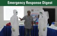 Emergency Response Digest : An official publication of the Africa CDC Issue 1, Volume 2