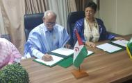 The Sahrawi Arab Democratic Republic signs the Treaty for the Establishment of the African Medicines Agency
