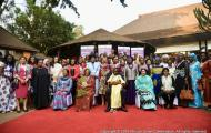 Gender inequality is costing Africa over $95 billion annually and is a threat to sustainable peace; African women convene for inter-generational dialogue.