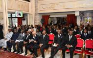 Memorial ceremony for late Ambassador Jacques-Alfred Ndoumbe-Eboule of Cameroon