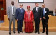 AU Commission hosts a forum on the impact of remittances on rural transformation in Africa