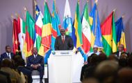 IXth Extraordinary Summit of Heads of State and Government of ECCAS Libreville, Gabon on 18/12/2019