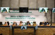 High level Retreat on the Operationalisation of the Pease fund